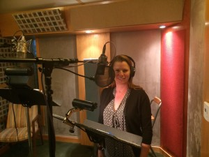 Kelly Bourquin In the Booth at Igloo
