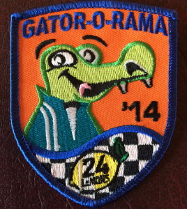 GatorORama 14 patch small