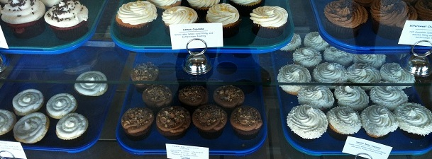 Cake Tahoe Cupcakes