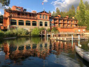 Ducey's Bass Lake California
